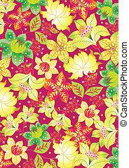 Bali floral