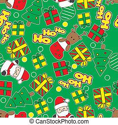 Ho Ho Ho Santa.