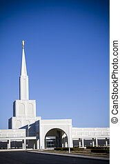 Modern mormon church