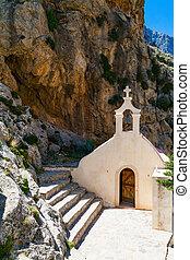 small church of St. Nicholas in Crete - small church of St....