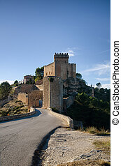 Spanish castle - Spanish destination, castle of Alcorcon