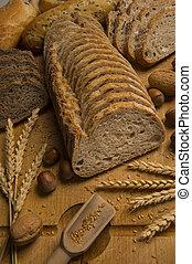 Bread Stills: Variety
