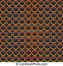buttons seamless pattern eps10