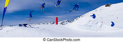 Skiier Sequence