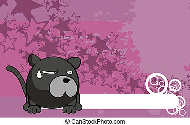 panther cartoon ball wallpaper2