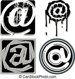 at symbol (@)