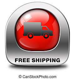 free shipping and package delivery from online internet web...
