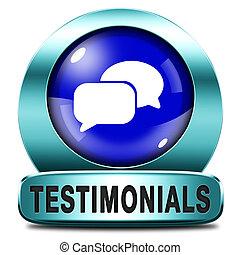 testimonials customer feedback testimonial icon or button...