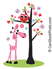 owl love birthday valentine baby