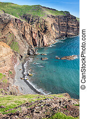East coast of Madeira island ? Ponta de Sao Lourenco