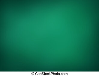 Abstract blur green and grunge background pattern