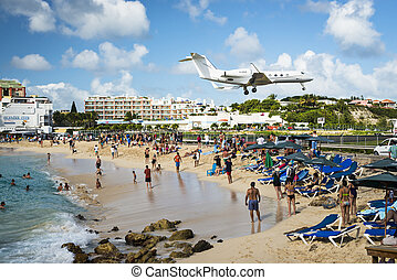 Philispburg, Sint Maarten, Dutch Antilles - PHILIPSBURG,...