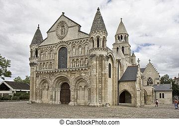 Notre Dame la Grande, Poitiers - Notre Dame la Grande,...
