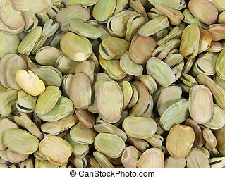 Dessicated Broad Beans - Dessicated broad beans typical of...