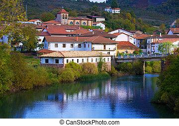 Oroz Betelu in Navarra Pyrenees of Spain - Oroz Betelu...