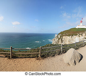 Cabo de Roca in Portugal