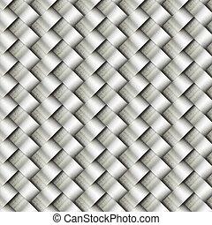 cestería, metal, patrón, Plano de fondo