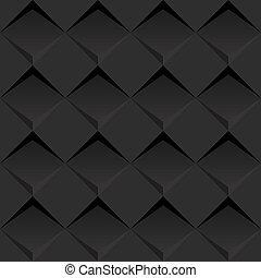 Black 3d background
