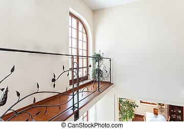 Classy house - Banister - Classy house - Original metal...