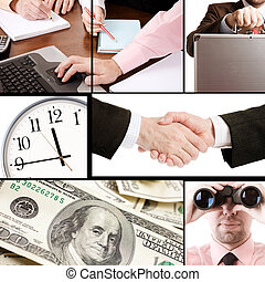 business - concept made from my images for your design and...