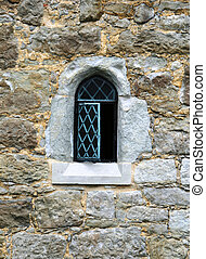 Small window - Small leaded window