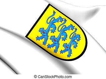 Estonia Coat of Arms