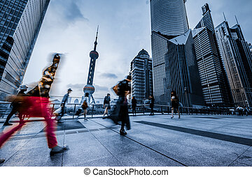 motion passengers at shanghai china - motion passengers...