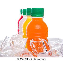 Bottled Fruit Juice Drinks - Bottled mango, lychee, orange...