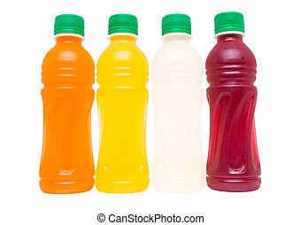 Bottled Fruit Juice - Bottled fruit juice mango, lychee,...
