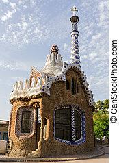 architecture Barcelona, Catalonia, Spain.