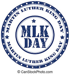 MLK Day-stamp