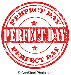 Perfect Day-stamp