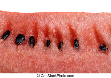 Close up photo of Water melon