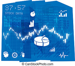 Stock Market Data - Illustration