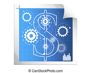 Technical Measure to Revive Economy - This illustration is...