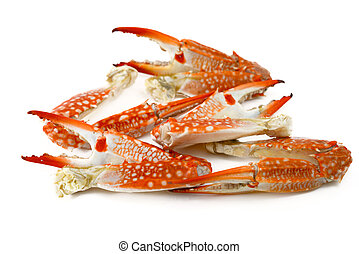 Steamed Crab Leg