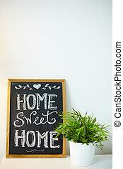 hogar, concepto