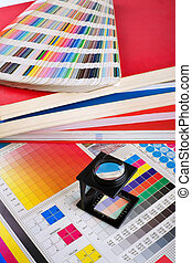 Color management set - Press color management - print...