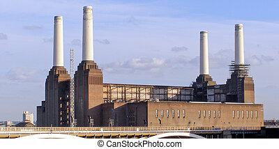London Battersea powerstation - Picture of London Battersea...