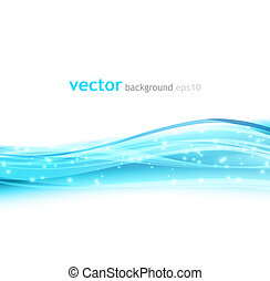 Abstract colorful vector lined background - Abstract...