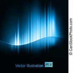 Abstract vector shiny background - Vector illustration...