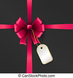 Gift bow - GifVector gift bow and ribbon