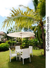 Garden - Outdoor garden furniture
