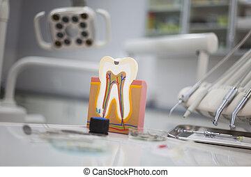 dental, herramientas