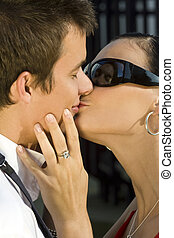 Lover\'s Kiss