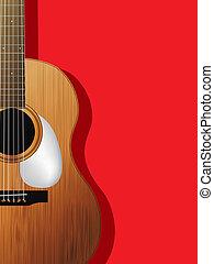 Guitar composition