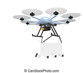 drone mobile advertising
