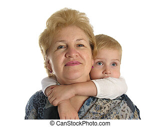 grandmother with boy 2