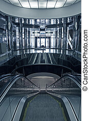 escalator subway 2