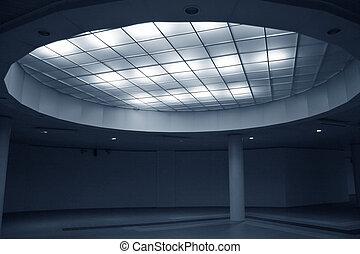 toit, fenêtre